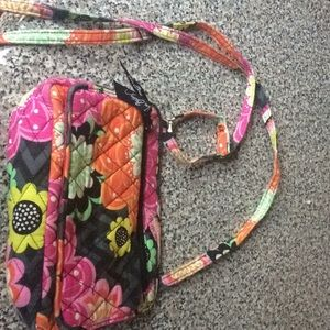 Vera Bradley cross body purse!